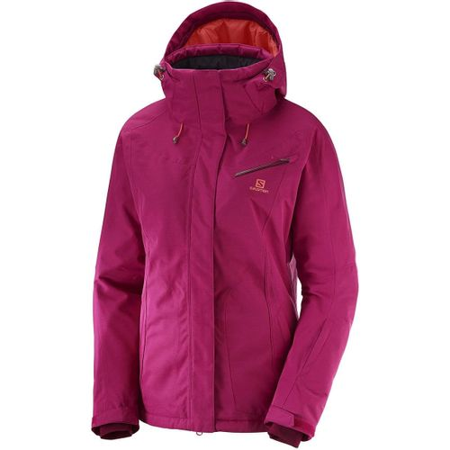 Campera-Salomon-Fantasy-Ski-Snowboard-10k-Mujer-Cerise-Heather-403765