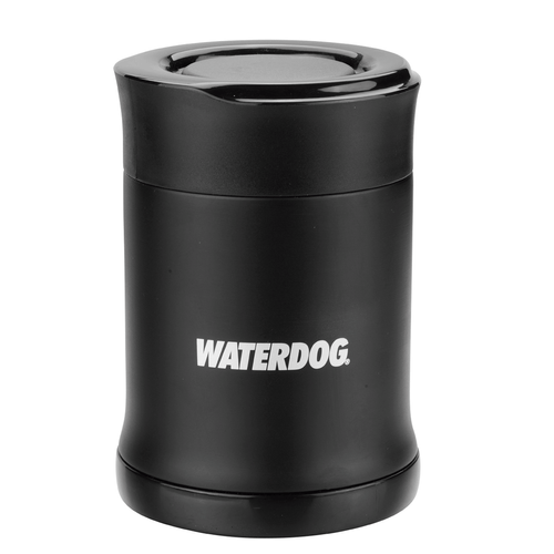Lunchera-Waterdog-Acero-Inoxidable-Termica-Plateada-480ml-Black-SB3048BK