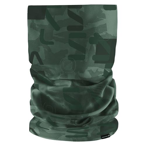 Cuello-Termico-Salomon-Necktube-Nasa-Running-Unisex-Green-Gables-40139