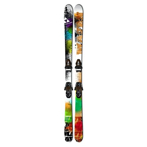 Tablas-Fischer-Maven-Ski-Freestyle-Rocker-Hombre---Fijaciones-A163121