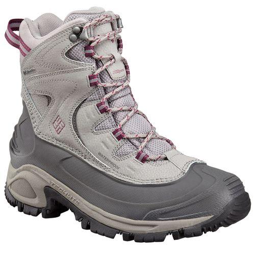 Botas-Bugaboot-Columbia-Waterproof-Trekking-Mujer-Grey-Dark-BL1674-060