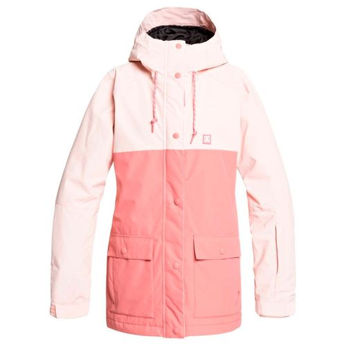 Campera-DC-Shoes-Cruiser-Ski-Snowboard-10k-Mujer-Peach-Whip-Rosa-1202135037
