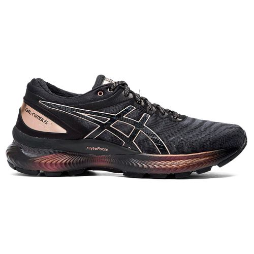 Zapatillas-Asics-Gel-Nimbus-22-Platinum-Running-Mujer-Black-Rose-Gold-1012A664-001