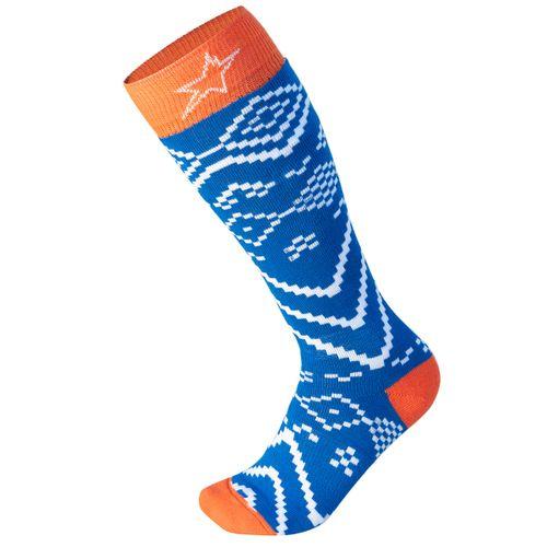 Medias-Termicas-Alaska-Amapola-Ski-Snowboar-Blue-Orange-AL504-2