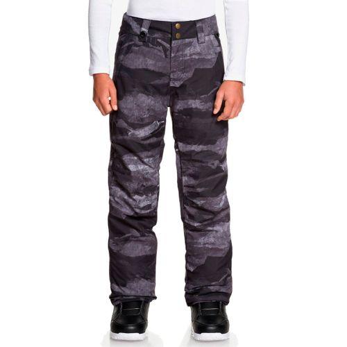 Pantalon-Quiksilver-Estate-Ski-Snowboard-10k-Niños-Black-Matte-Pinting-2202136011