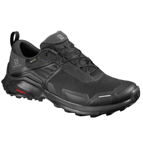 Zapatillas-Salomon-X-Raise-GTX-Trekking-Gore-Tex-Hombre-Black-Phantom-409737