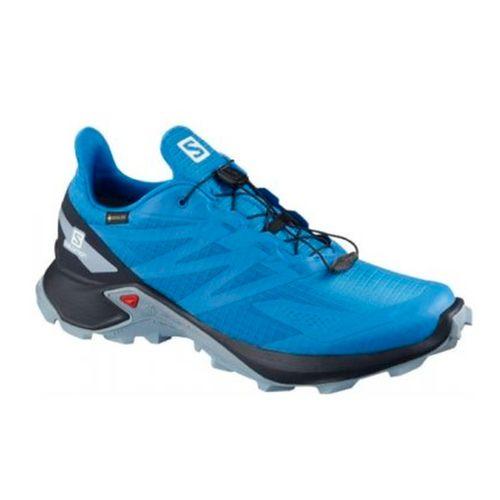 Zapatillas-Salomon-Supercross-Blast-GTX-Trail-Running-Hombre-Indigo-Blue-411094