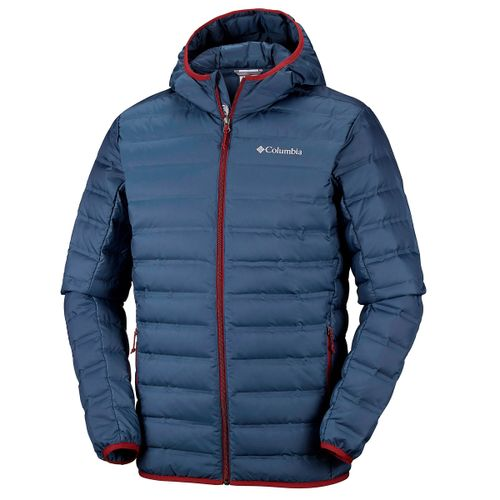 Campera-Columbia-Lake-22-Down-Hooded-Pluma-Hombre-Dark-Mountain-WO0840-478