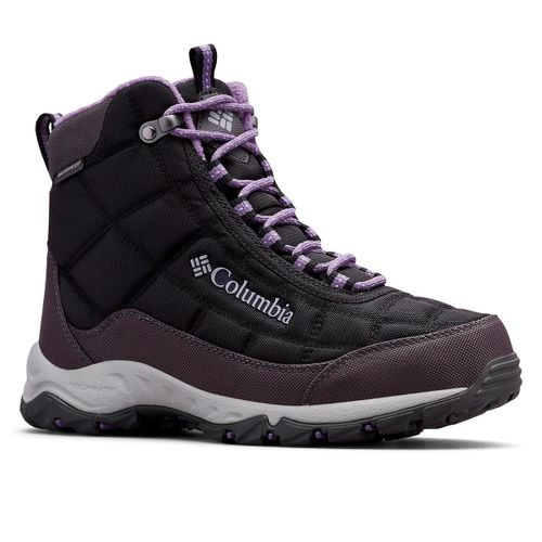 Botas-Columbia-Firecamp-Boot-Winter-Waterproof-Termicas--32°-Mujer-Black-BL1766-010