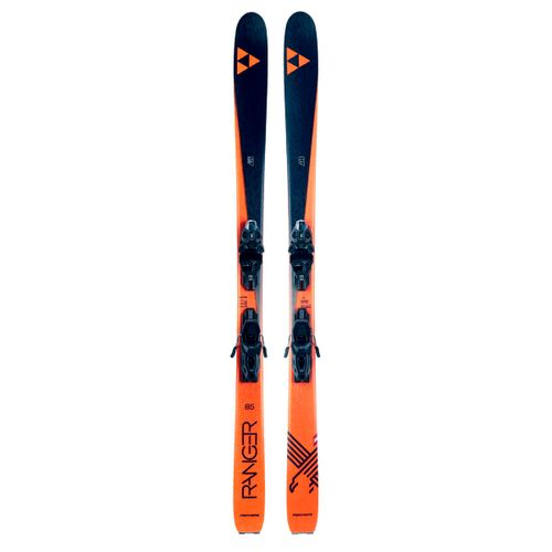 Tablas-de-Ski-Fischer-Ranger-85---Fijaciones-Mbs-11-Prl-Barke-85-Hombre-3