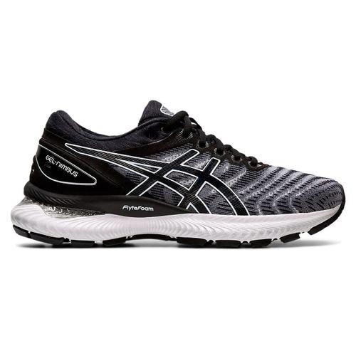 Zapatillas-Asics-Gel-Nimbus-22-Running-Mujer-White-Black-1012A587-100