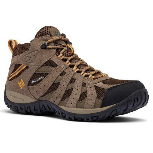 Botas-Columbia-Redmond-Waterproof-Trekking-Hombre-Cordovan-Dark-BM3939-231