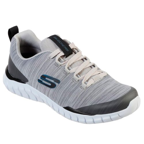 Zaptillas-Skechers-Overhaul-Quarkski-Running-Hombre-Gray-52915-LGBK
