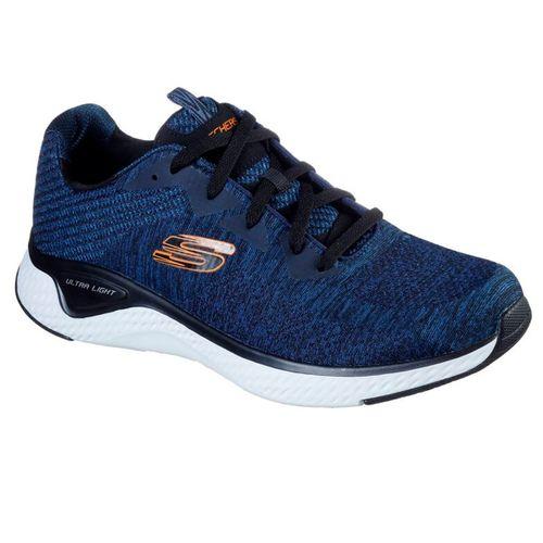 Zaptillas-Skechers-Solar-Fuse-Running-Training-Hombre-52758-NVBK