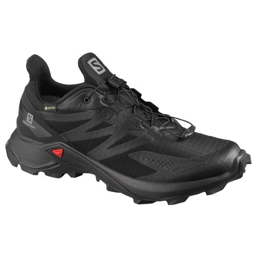 Zapatillas-Salomon-Supercross-Blast-GTX-Trail-Running-Mujer-Black-411102