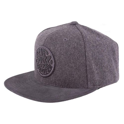 Gorra-Rip-Curl-Wettie-Heritage-Unisex-Charcoal