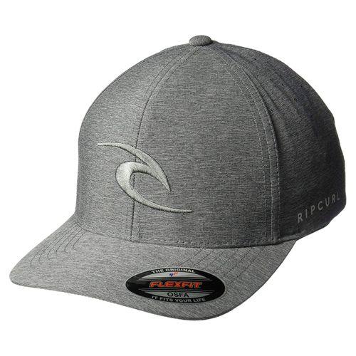 Gorra-Rip-Curl-Phase-Icon-Ajuste-Flexfit-Unisex-Grey