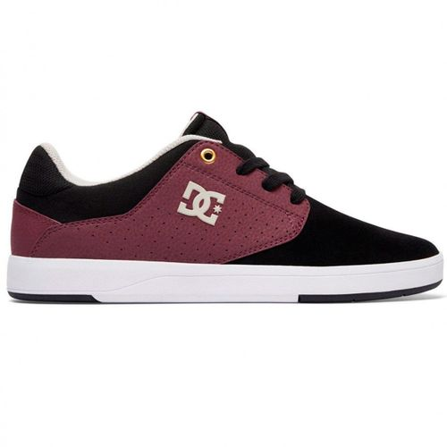 Zapatillas-Dc-Shoes-Plaza-TC-Urban-Skate-Hombre-Black-Blood-1202112021