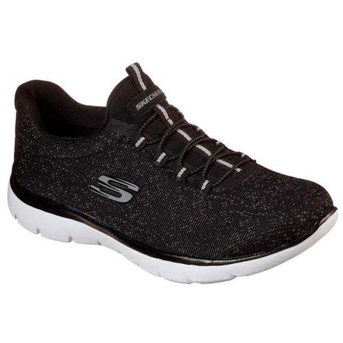 Zapatillas-Skecher-Summits-Lovel-Sky-Running-Mujer-Black-12987-BKW