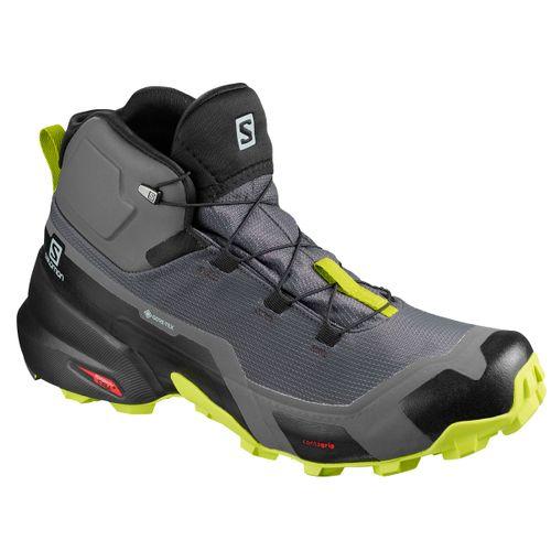 Botas-Cross-Hike-Mid-GTX-Trekking-Gore-Tex-Hombre-Magnet-Black-Lima-411186