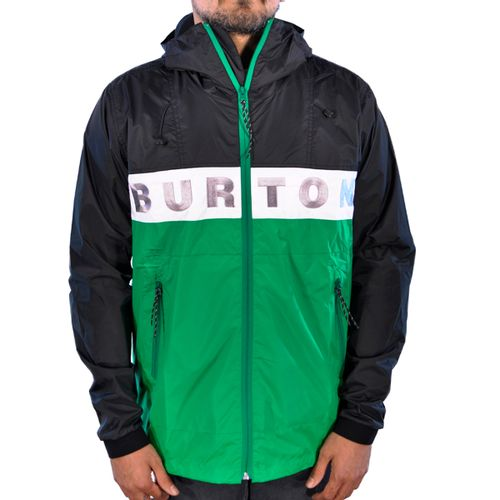 Buzo-Rompevientos-Anorak-Burton-Mark-Hombre-Green