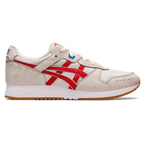 Zapatillas-Asics-Lyte-Classic-Hombre-Cream-Classic-Red-1191A333-100