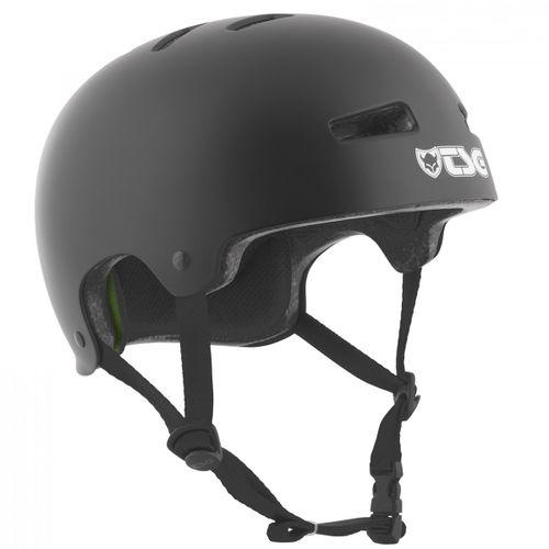 Casco-Roller-Skate-TSG-Evolution-Solid-Color-Unisex-Black-750461-130
