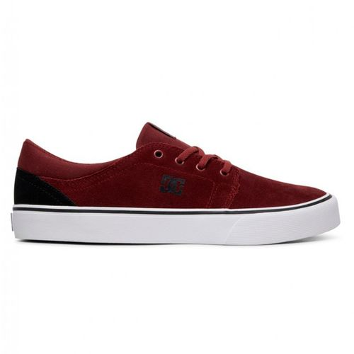 Zapatillas-DC-Shoes-Trase-SD-Skate-Urbanas-Hombre-Black-Dark-Red-1202112073