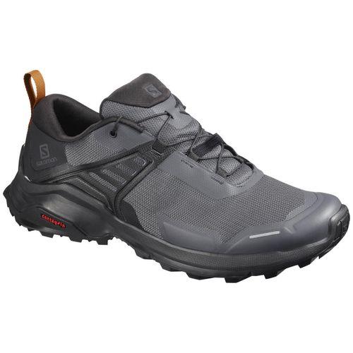 Zapatillas-Salomon-X-Raise-Trekking-Hombre-Ebony-black-Caramel-Cafe-410413
