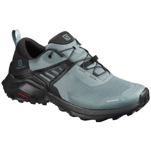 Zapatillas-Salomon-X-Raise-Trekking-Mujer-Stormy-Black-Lead-410415