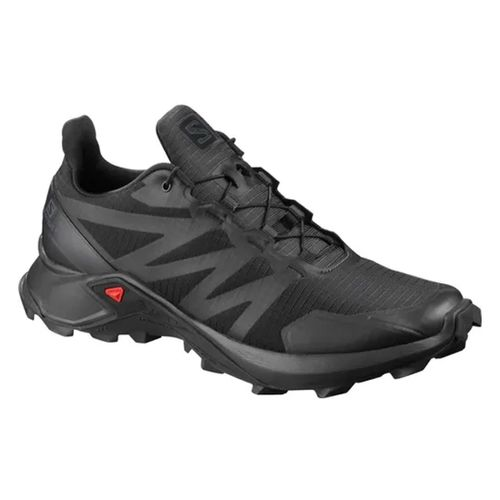 Zapatillas-Salomon-Supercross-Trail-Running-Hombre-Black-Black-412275