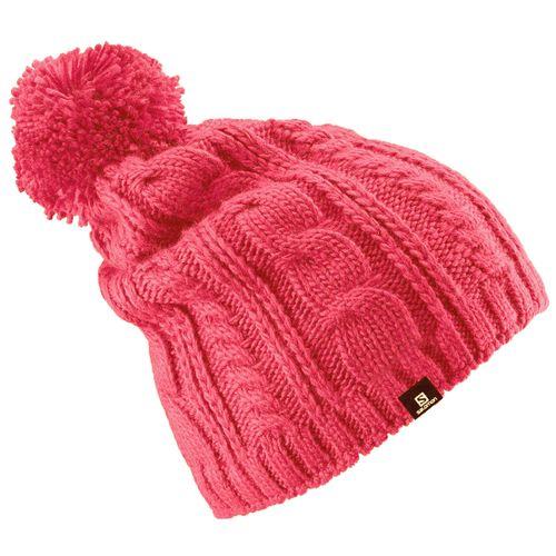 Gorro-Beanie-Salomon-Snowball-Niños--Daisy-Pink-40091