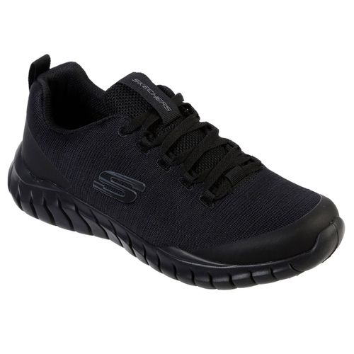 Zapatillas-Skechers-Overhaul-Quarkski-Running-Hombre-Black-52915-BBK