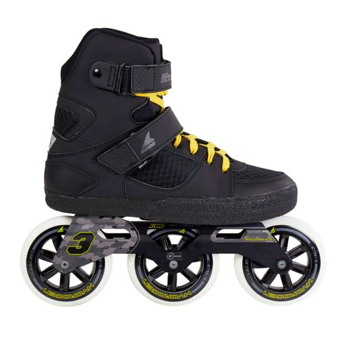Roller-Rollerblade-Metroblade-3WD-Roll-Further-110-Urban-Hombre-Black-2