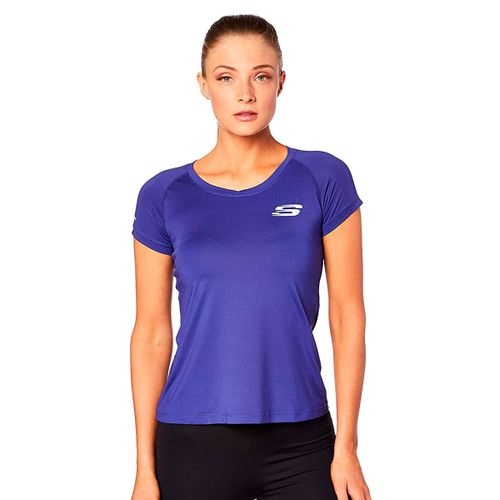 Remera-Skechers-Running-Mujer-Blue-Multicolor-AWX025-BLMT
