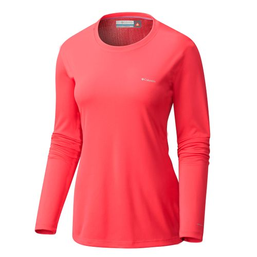 Remera-Termica-Columbia-Midweight-II-Omni-Heat-Reflective-Mujer-Punch-Pink-AL6525-637