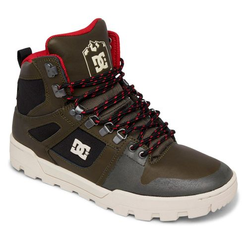 Botas-DC-Shoes-Pure-Hi-Top-Waterproof-Hombre-Deep-Forest-1212112103-2