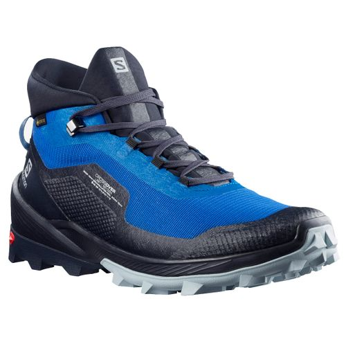Botas-Salomon-Cross-Over-Chukka-GTX-Goretex-Hiking-Trekking-Hombre-Turkish-Sea-412829