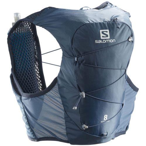 Chaleco-de-Hidratacion-Salomon-Active-Skin-8-Set-2-Botellas-Copen-Blue-Dark-Den-C13039