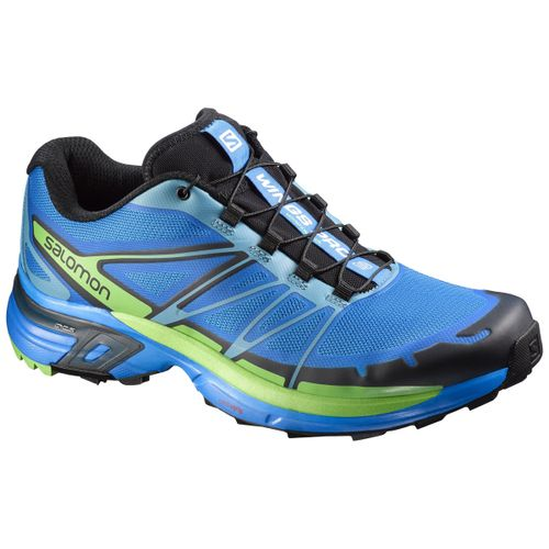 Zapatillas-Salomon-Wings-Pro-2-Trail-Running-Hombre-Bright-Blue-Black-379084