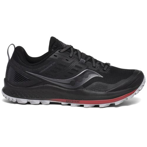 Zapatillas-Saucony-Peregrine-10-Trail-Running-Hombre-Black-Red-S20556-20