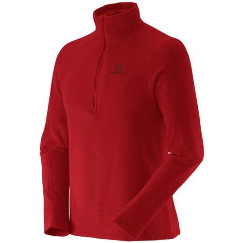 Buzo-Salomon-Polar-LT-Hombre-Fiery-Red-16666