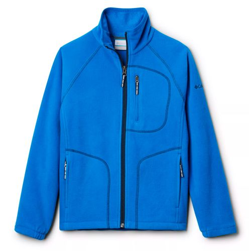 Campera-Polar-Columbia-Fast-Trek-II-Niños-Blue-Collegiale-WY6779-445