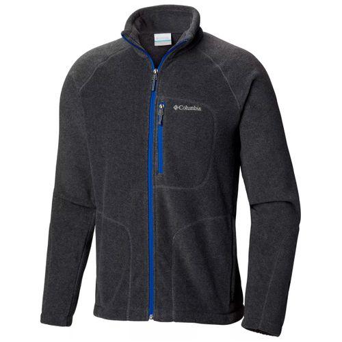 Campera-Polar-Columbia-Fast-Trek-II-Trekking-Hombre-Graphite-Blue-AM3039-061