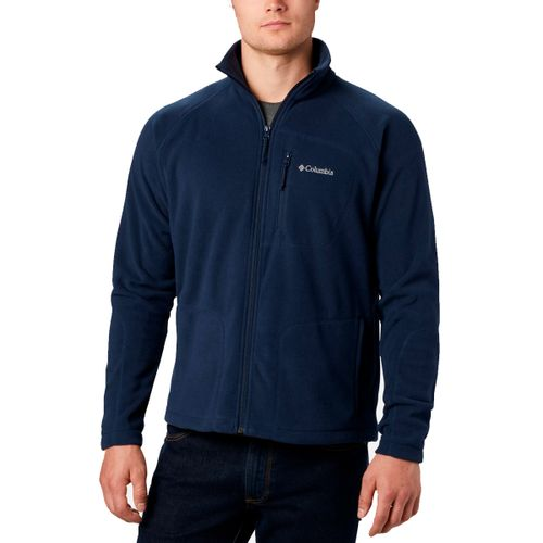 Campera-Polar-Columbia-Fast-Trek-II-Trekking-Hombre-Navy-AM3039-468