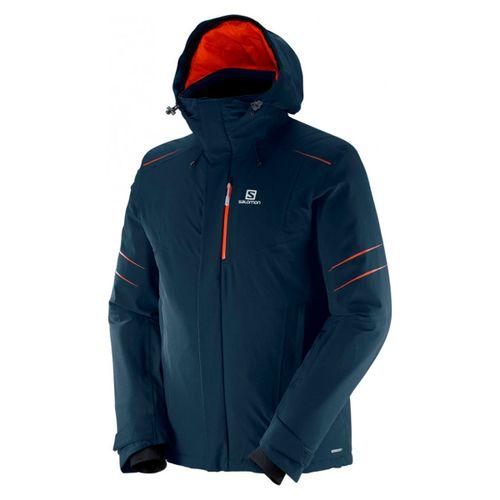 Campera-Salomon-Icestorm-Ski-Snowboard-10k-Hombre-Blue-382990