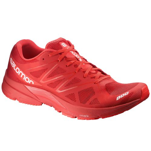 Zapatillas-Salomon-S-Lab-Sonic-Running-Hombre-Racing-Red-White-379459