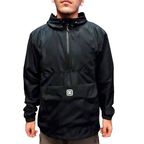 Buzo-Anorak-DC-Shoes-Sedgefield-Packable-Urbano-Hombre-Black-1212114004