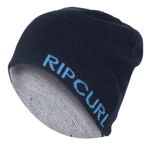 Gorro-Beanie-Rip-Curl-Rip-Revo-Urbano-Niños-Navy-Celeste-07008-D8