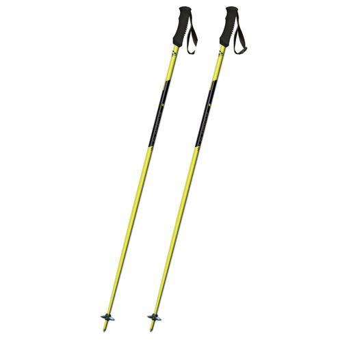 Bastones-de-Ski-Fischer-Unlimited-130-Unisex-Yellow-Z32417